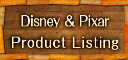 BB: Disney and Pixar Product Listing