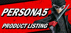 BB: Persona5 Product Listing