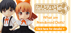 BB: What are Nendoroid Dolls