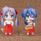 Nendoroid Petite: Lucky Star New Year Set