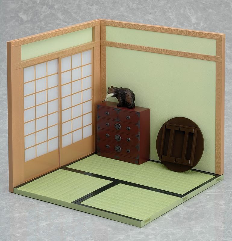 Nendoroid Playset 02 Japanese Life Set A Dining Set