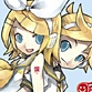 GSR Character Customize Series 03: Big Sticker Set - Rin/Len Kagamine
