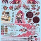 GSR Character Customize Series 05: Shakugan no Shana II - 1/24th Scale Decals