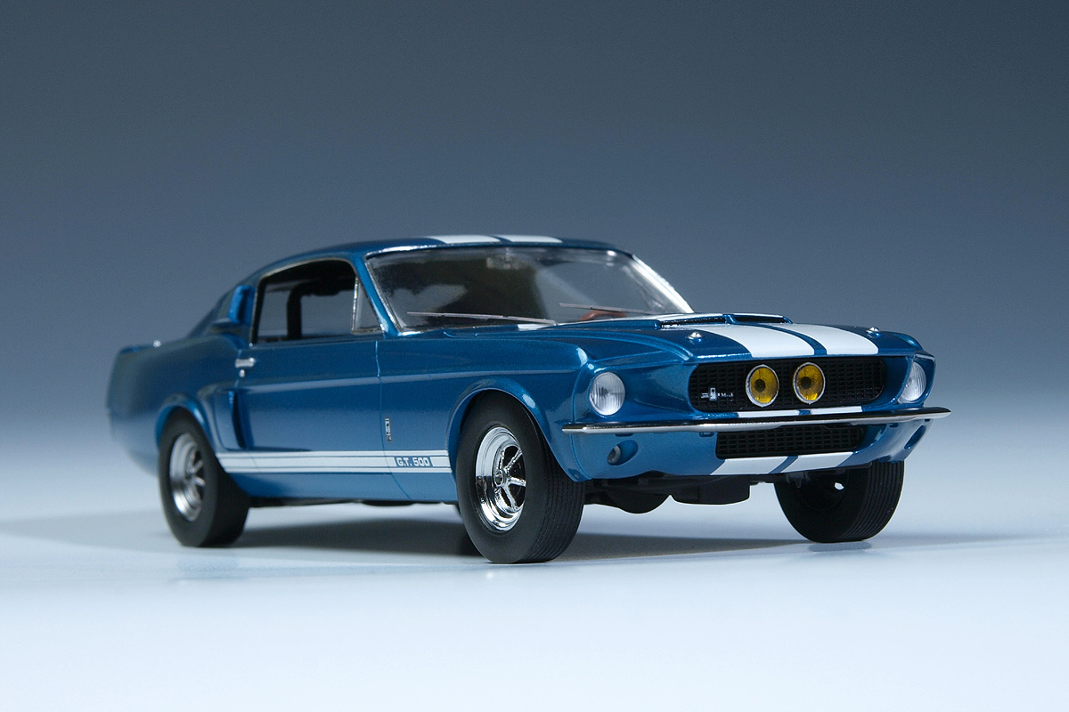 Gsr cars american muscle series 01 1967 shelby gt500