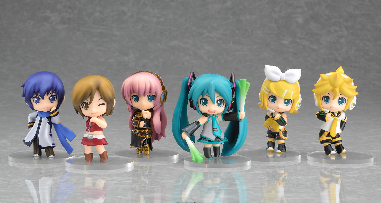 FROM JAPAN Nendoroid Petite Vocaloid #01 Hatsune Miku Good Smile Company