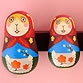 Usavich Pins (Matryoshka Set)
