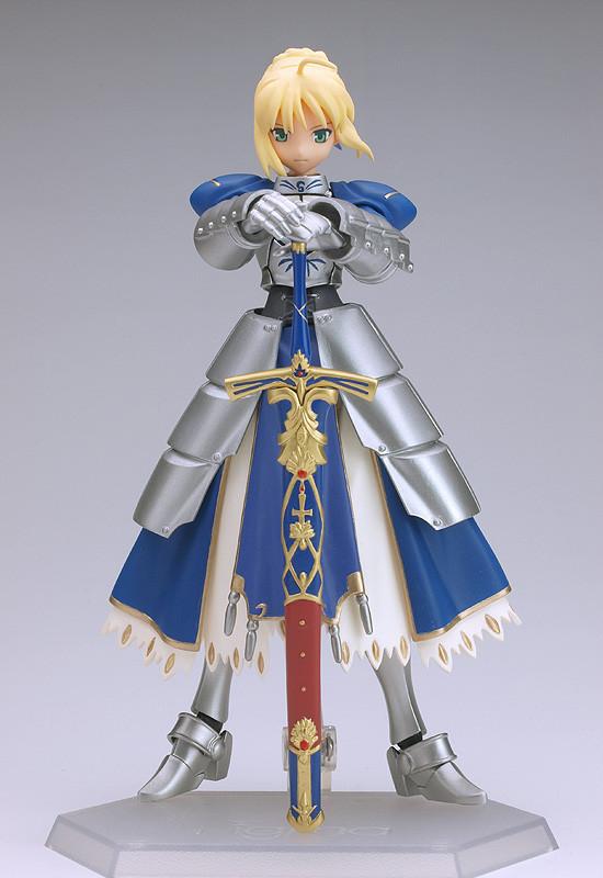 Figma Saber Armor Ver