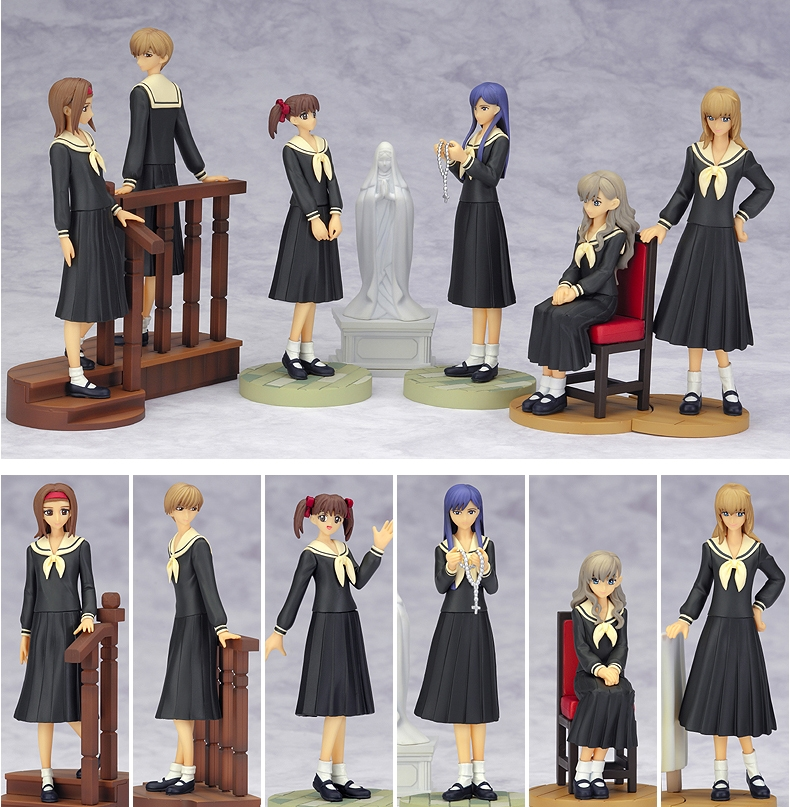 *B3681-4 GSC Maria Watches Over Us Sur Vignette Collection Figure Shimako Todo