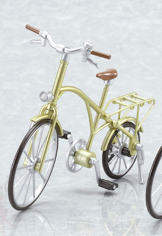 Ex Ride Ride.002 Classic Bicycle Metallic Greenf//S