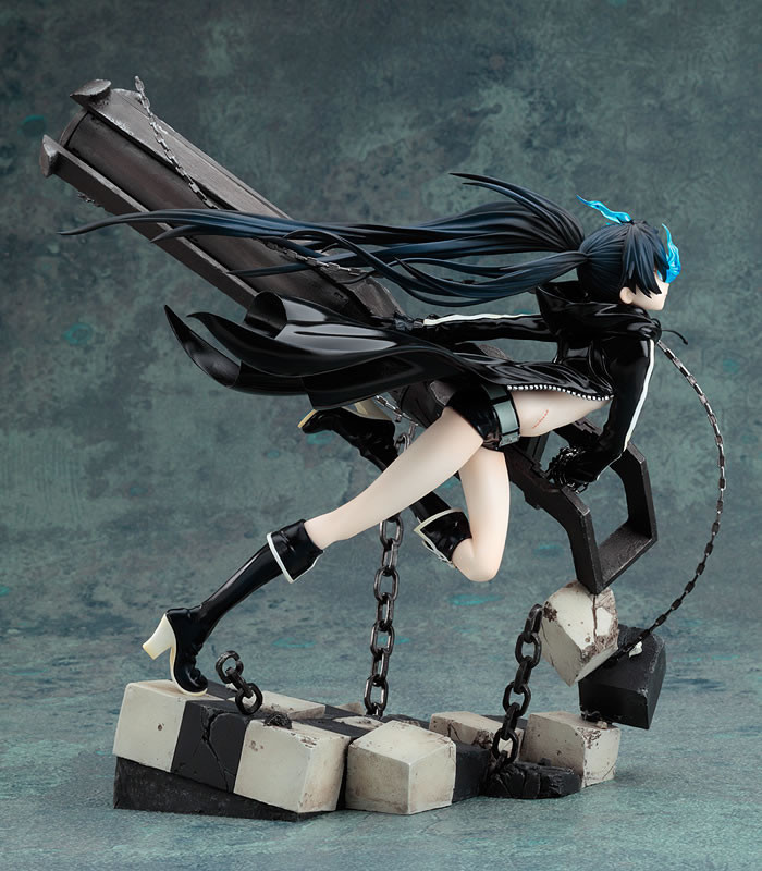Black Rock Shooter Animation Version