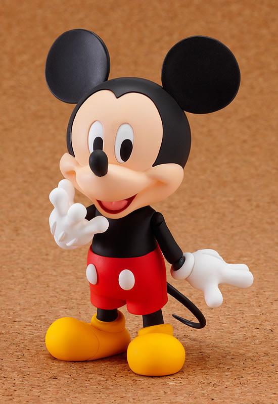 Nendoroid Mickey Mouse Good Smile Company Japan NEW ***