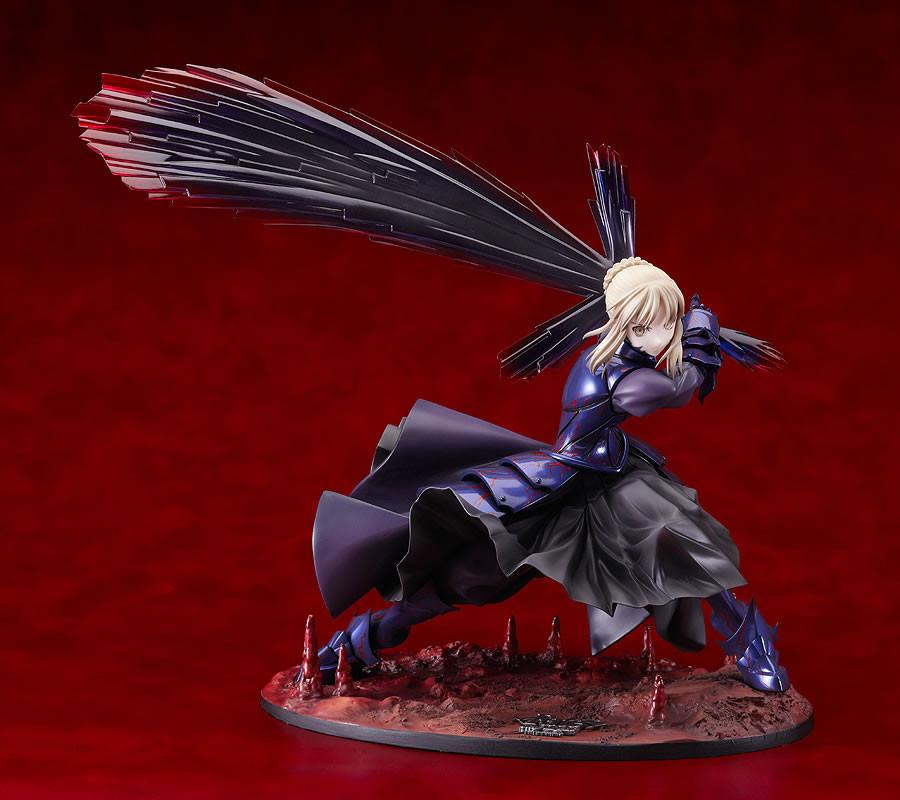 Fate//stay Night Saber Alter Vortigern 1//7 Scale PVC Figure