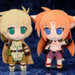 Nendoroid Plus Plushie Series 32: Yuuno Scrya - Barrier Jacket Ver.