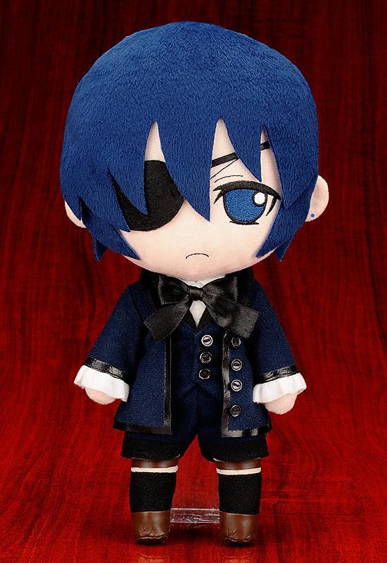 Good Smile Black Butler Ciel Phantomhive Nendoroid Action Figure Good Smile Company