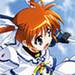 Lyrical Nanoha iPhone4 Cases (Nanoha&Fate Ver. / Nanoha Magical Circle Ver. / Fate Magical Circle Ver.)