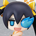 Nendoroid Puchitto Rock Shooter Cheerful Ver.