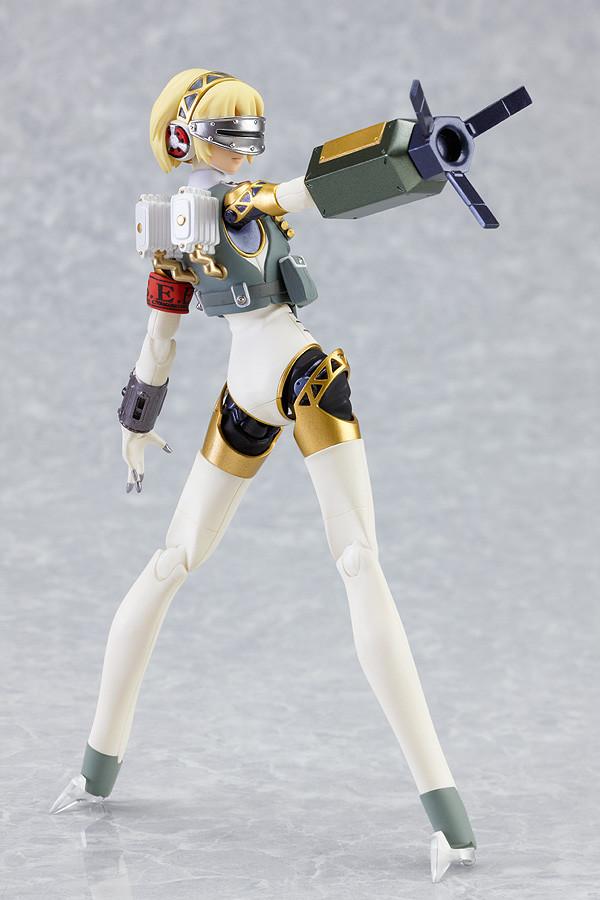Figma Action Figure Persona 3 Aigis Aegis