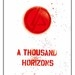 A Thousand Horizons iPhone4 Case