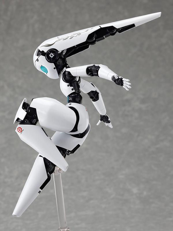 Ebony female robot made to orgasm - 3 part 5