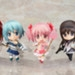 All the Puella Magi displayed together! (Each sold seperately)