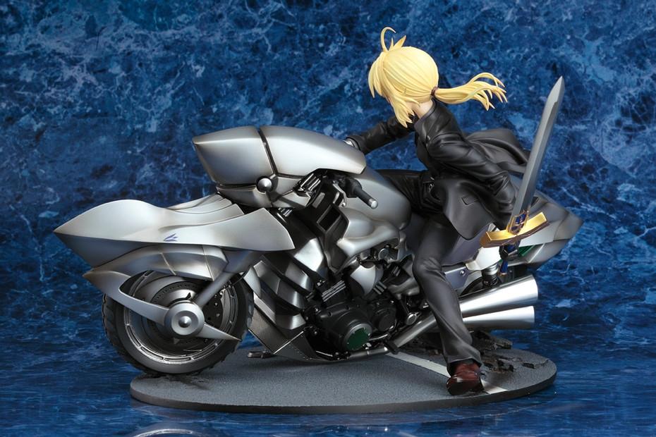 Good Smile Company Fate//Zero Saber /& Saber Motored Cuirassier 1//8 PVC Figure