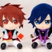 Displayed with Uta no Prince-sama: Maji Love 1000% Plushie Series 01: Otoya Ittoki (Sold separately)