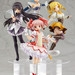 Display all the Puella Magi together! (Each sold separately.)
