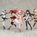 Collect all the Puella Magi and display them together! (Each sold separately)