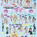 GSR Character Customize Series Decals 044: iDOLM@STER