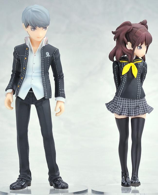 PERSONA 4 Yukiko Amagi /& Chie Satonaka Twin Pack Pvc Figure Phat Company