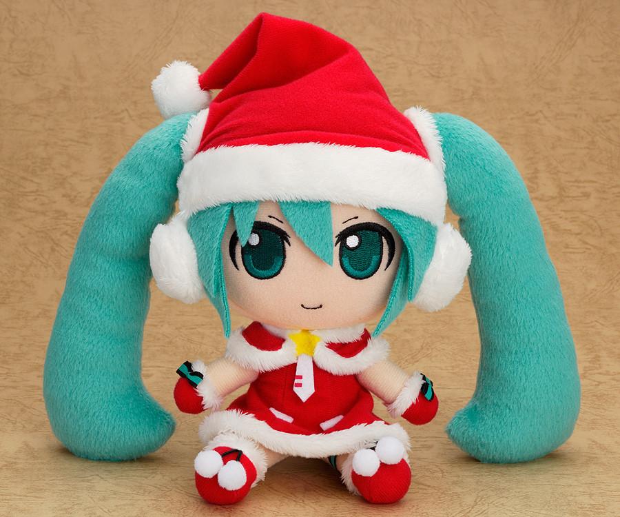 SEGA Good Smile Company VOCALOID Hatsune Miku Santa Ver Plush Doll