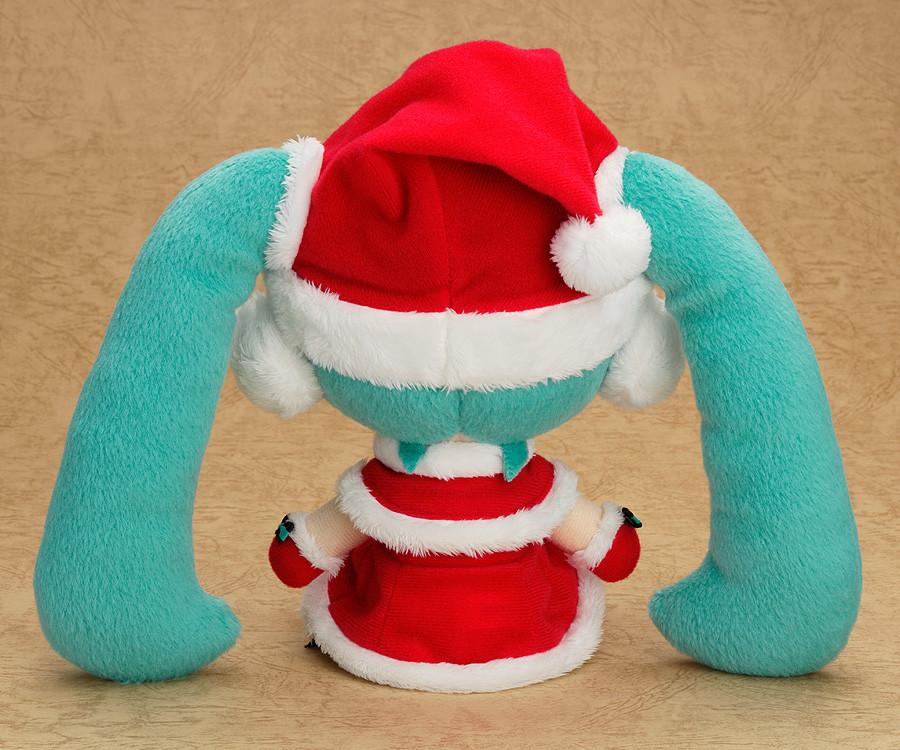 Plush Doll Good Smile Company VOCALOID Hatsune Miku Santa Ver SEGA