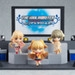 Nendoroid Petite: THE IDOLM@STER CINDERELLA GIRLS - Anzu, Kaede and Rika + Live Stage Set