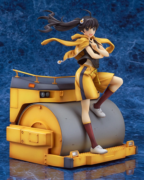 Nisemonogatari Karen Araragi Figure Good Smile Company FROM JAPAN