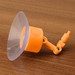Nendoroid More: Suction Stand (Orange)