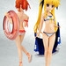 Displayed together with Nanoha Takamachi: Swimsuit ver. (sold separately)