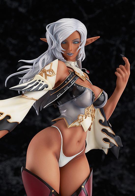Queen nualia dark elf 5