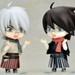 Swap parts with 'Nendoroid Nozomu Itoshiki 1.5' for even more interesting combinations! (sold separately)