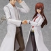 Displayed together with figma Kurisu Makise: White Coat ver.! (sold separately)