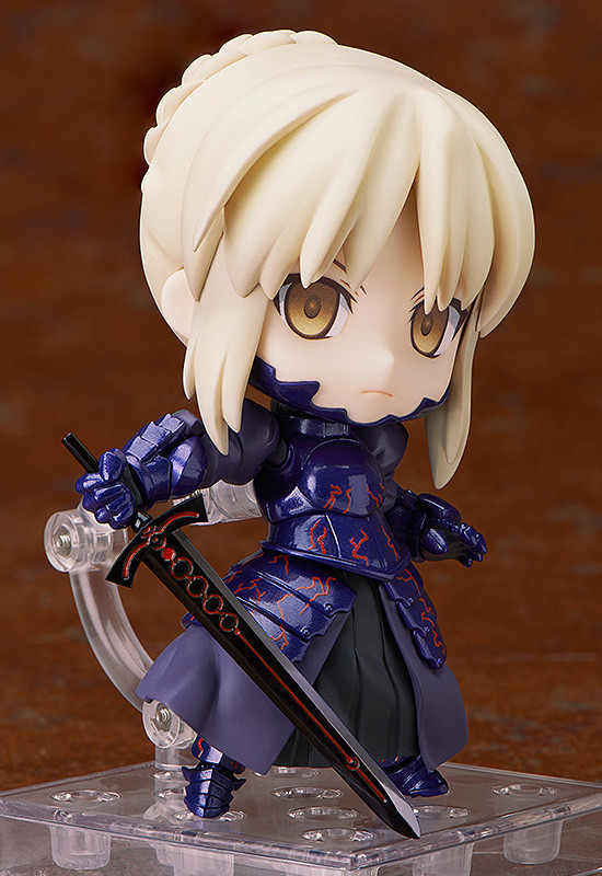 Small Edition Saber Alter Nendoroid Action Figure Good Smile Fate//Stay Night