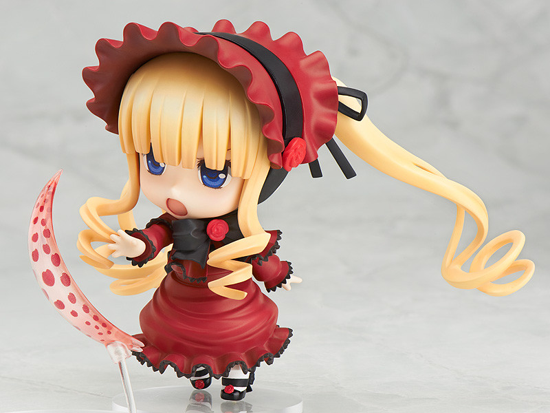NEW Nendoroid 364 Rozen Maiden Shinku Rozen Maiden Set Figure Good Smile Company