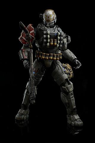 Halo Reach A239 Emile Spartan Iii