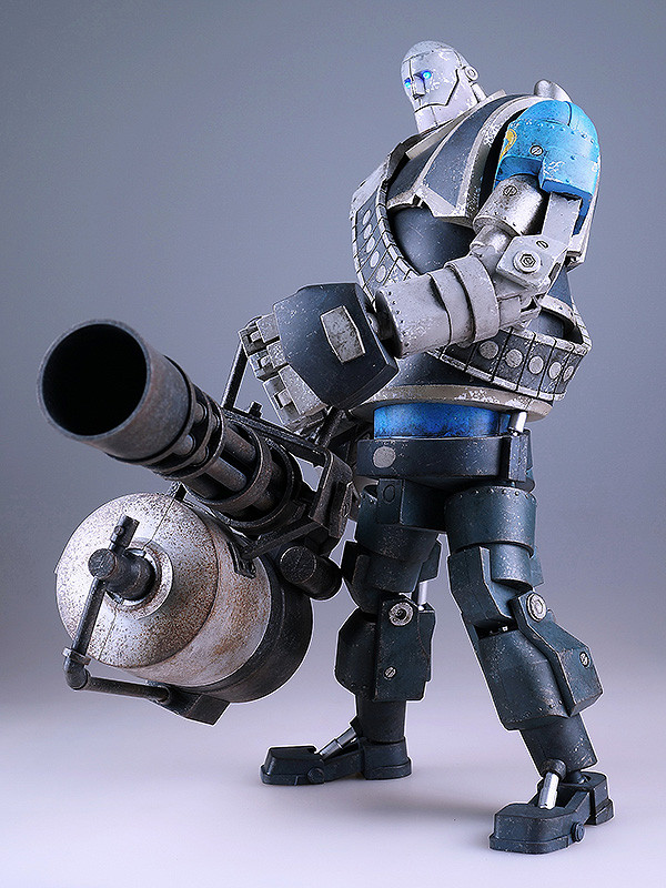 Team Fortress 2: Blue Robot Heavy