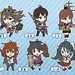Nendoroid Plus: KanColle Straps - 1st Fleet (Vol.1)