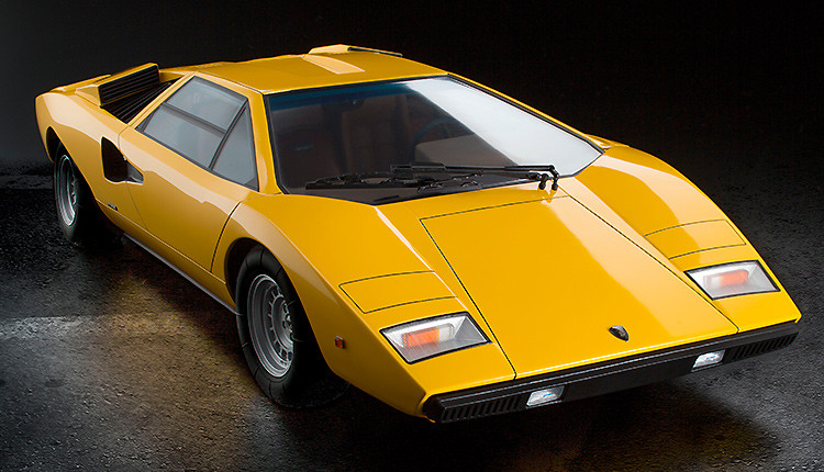 Lamborghini Countach Price >> Lamborghini Countach LP400 (Red) / Lamborghini Countach ...