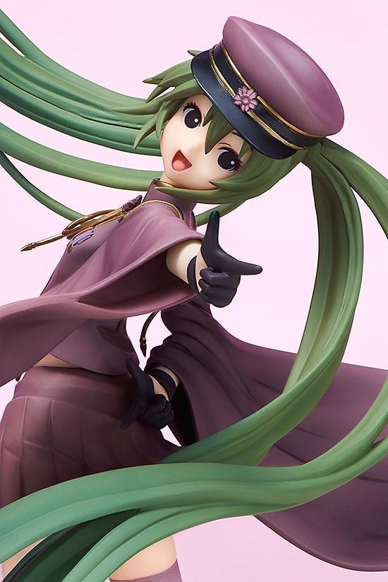 Hatsune Miku 1//8 PVC Figure FREEing very good Senbonzakura feat