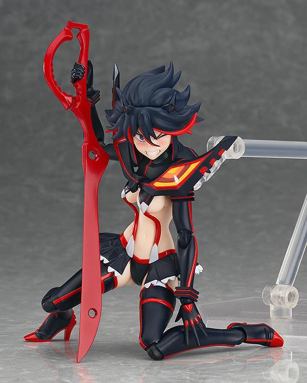 KILL la KILL Figma 220 Matoi Ryuuko Anime Action Figure Figurine NEW In Box