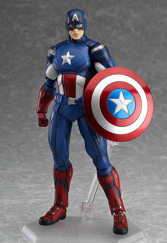 Figma captain america - Image captain america ...