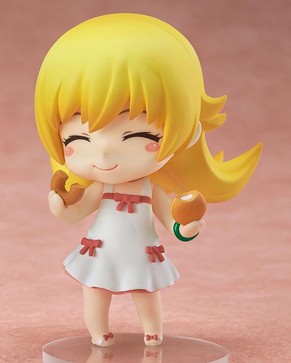 Nisemonogatari Shinobu Oshino Nendoroid  Figure Premium Item Box Bakemonogatari