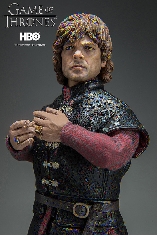 Game of Thrones Figurine 1//6 Tyrion Lannister V2 Three A